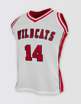 High School Musical Wildcats Basketball Jersey