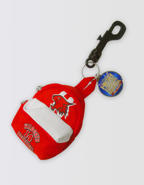 High School Musical Backpack Keyring