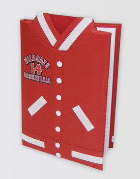High School Musical Jacket Journal