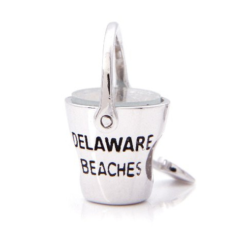 Delaware Beaches® Sand Bucket Bead