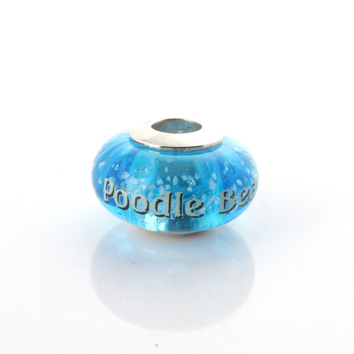 Delaware Beaches® Poodle Beach Bead