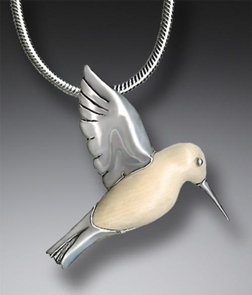 Hummingbird Pendant