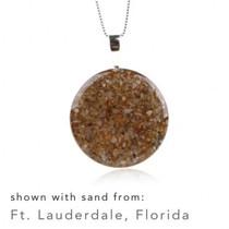 Sand Dollar Necklace