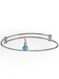 Delaware Beaches® Adjustable Bangle