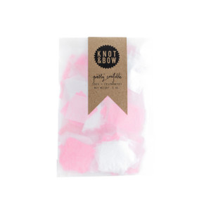 Party Confetti Bag, Pink