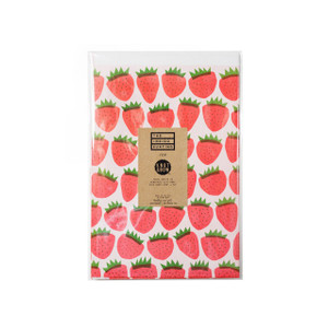Gift Wrap, Strawberries