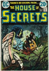 House of Secrets #106 VG