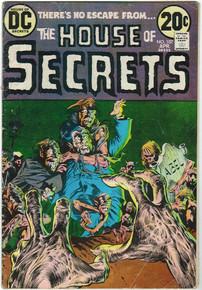 House of Secrets #107 VG