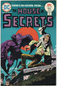 House of Secrets #129 FN