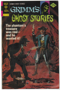 Grimm's Ghost Stories #23 Very Fine