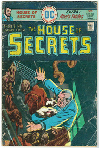 House of Secrets #135 GD