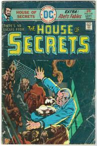 House of Secrets #135 GD