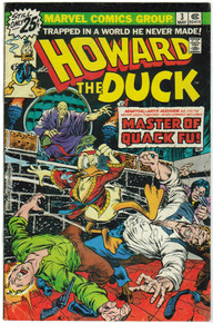 Howard the Duck #3 FN