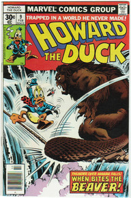 Howard the Duck #9 VF/NM