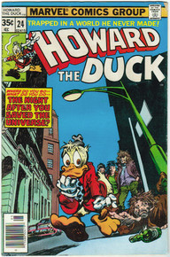 Howard the Duck #24 FN