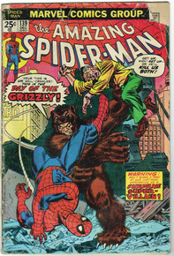 Amazing Spider Man #139 GD Front Cover