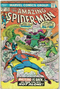 Amazing Spider Man #141 GD Front Cover