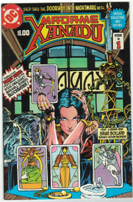 Madame Xanadu #1 Near Mint