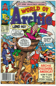 World of Archie #1 Near Mint