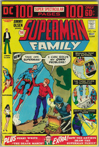 Superman Family #164 FN Front Cover