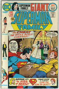 Superman Family #172 FN Front Cover
