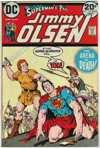 Superman's Pal Jimmy Olsen #159 VG Front Cover