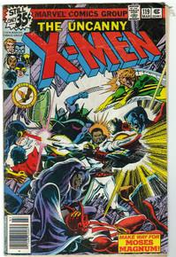 Uncanny X-Men #119 GD Front Cover