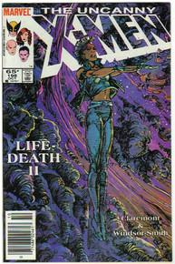 Uncanny X-Men #198 FN Front Cover