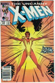 Uncanny X-Men #199 FN Front Cover