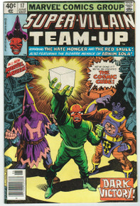 Super-Villain Team-Up #17 Very Fine