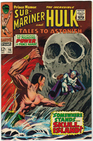 Tales to Astonish #96 VF Front Cover