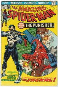 Amazing Spider Man #129 FN Front Cover