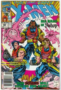 Uncanny X-Men #282 VG Front Cover