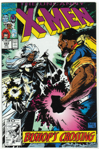 Uncanny X-Men #283 NM Front Cover