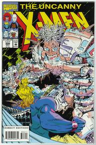 Uncanny X-Men #306 VF Front Cover