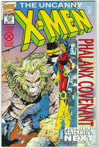 Uncanny X-Men #316 VF Front Cover