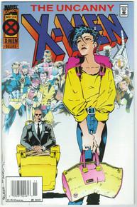 Uncanny X-Men #318 VF Front Cover