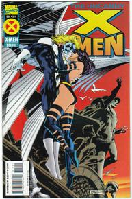 Uncanny X-Men #319 VF Front Cover