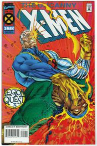 Uncanny X-Men #321 VF Front Cover