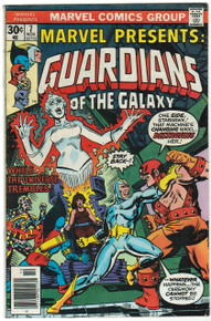 Marvel Presents: Guardians of the Galaxy #7 Fine