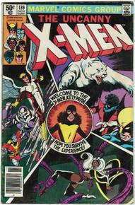 Uncanny X-Men #139 FN Front Cover