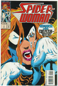 Spider Woman #1 Vol. 2 VF/NM Front Cover