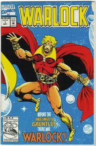 Warlock #1 V2 VG Front Cover