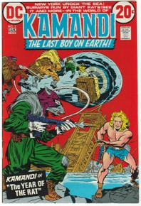 Kamandi, The Last Boy on Earth #2 Very Fine/ Near Mint