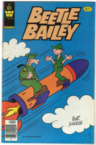 Beetle Bailey #132 Very Fine