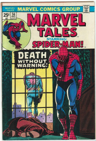 Marvel Tales #56 FN Front Cover