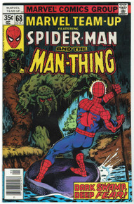Marvel Team Up #68 VF/NM Front Cover