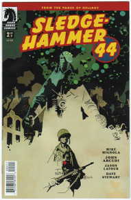 Sledgehammer 44 #2 Near Mint