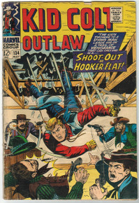 Kid Colt Outlaw #134 Good