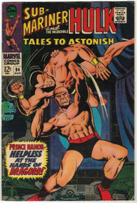 Tales to Astonish 94 VG Front Cover